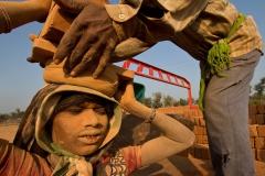 4 Brick Worker