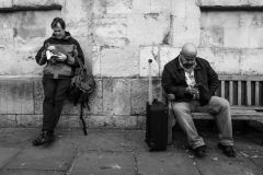 Two Mobile Devices